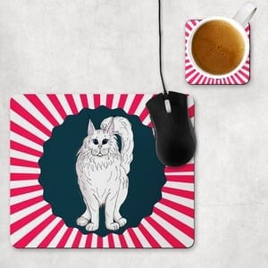 Maine Coon Mouse Mats