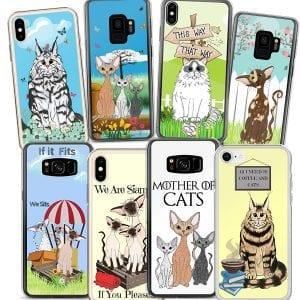 Cat Phone Cases