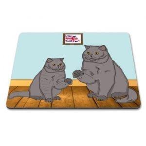 British Shorthair Coasters