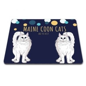 Maine Coon Coasters