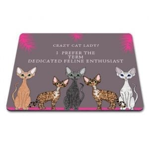 Devon Rex Coasters
