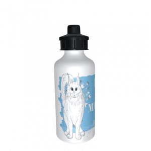 Maine Coon Water Bottles