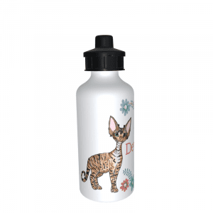 Devon Rex Water Bottles