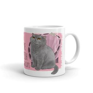 British Shorthair Mugs